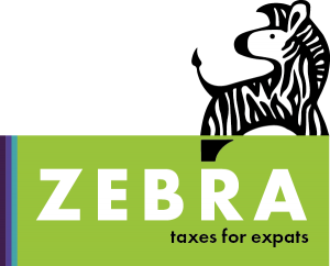 Zebra Accounting logo expert in expat taxes for US citizens